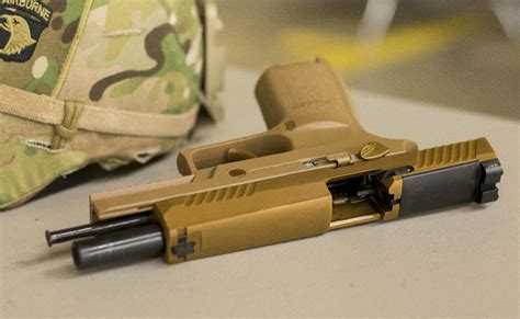 Introducing the Army's New Deadly Sig Sauer's M17 and M18