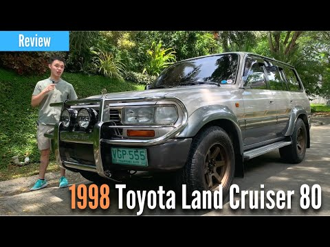 Toyota Land Cruiser 80 - Offroad tuning - Moscow Offroad
