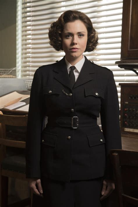WPC56 star Jennie Jacques: 'Gina's not your typical 50s