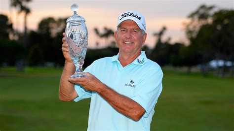 Jay Haas, 62, becomes second-oldest Champions Tour winner