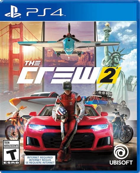 THE CREW 2 para PS4 - GamePlanet & Gamers