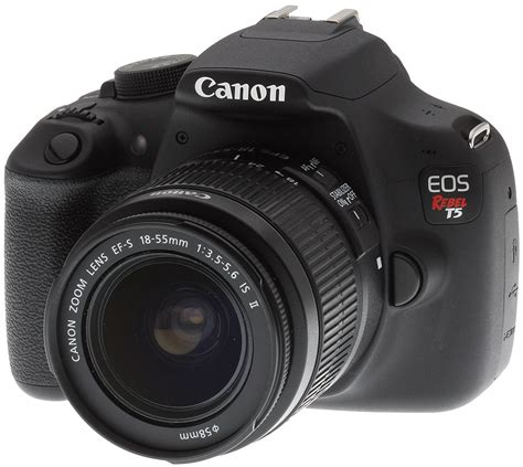 Canon T5 Review