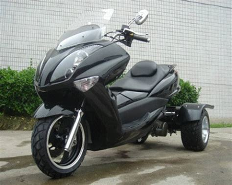 2015 Ice Bear 150cc Tiger Trike Moped Scooter For Sale