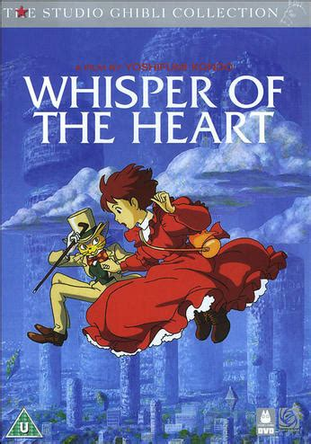 Whisper of the heart (Import) - DVD - Discshop