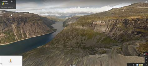 Google Can Take You To The Fjords Of Norway