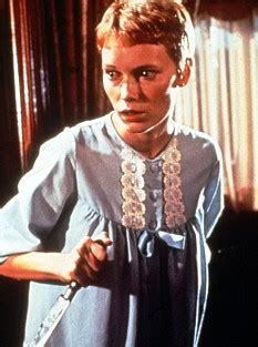 Mia Farrow mourns the death of adopted daughter Lark