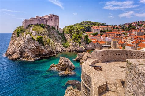 Castles and Coastlines: The Surreal Beauty of Croatia Up
