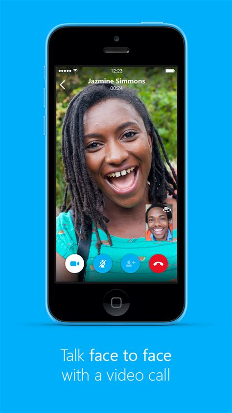 Skype for iPhone Gets Updated With Interactive Call and