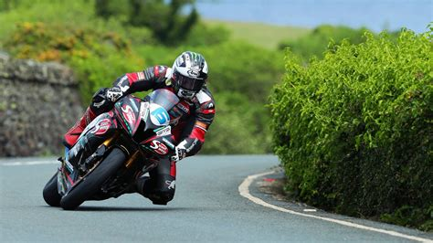 2018 Isle of Man TT races will be halted if drones