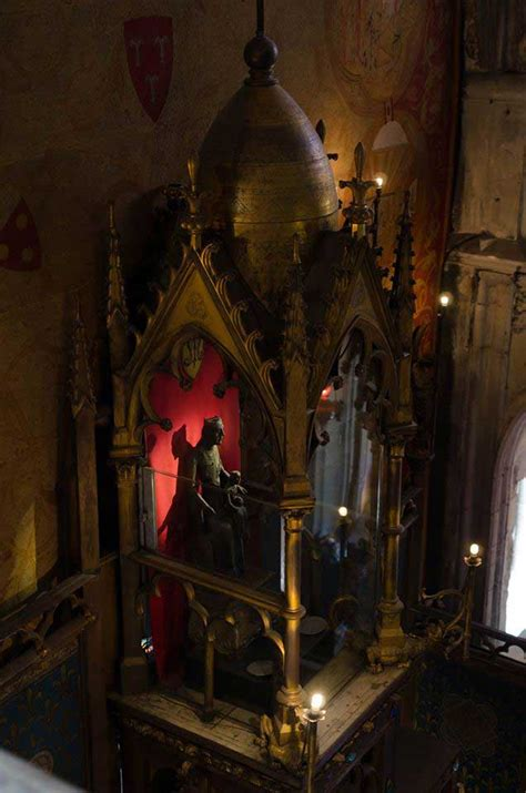 Our Lady of Rocamadour Black Madonna in France - Pilgrim