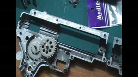 """""""How to shim an airsoft gearbox"""" v2 v3 gearbox shimming"""