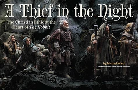 A Thief in the Night: The Christian Ethic at the Heart of
