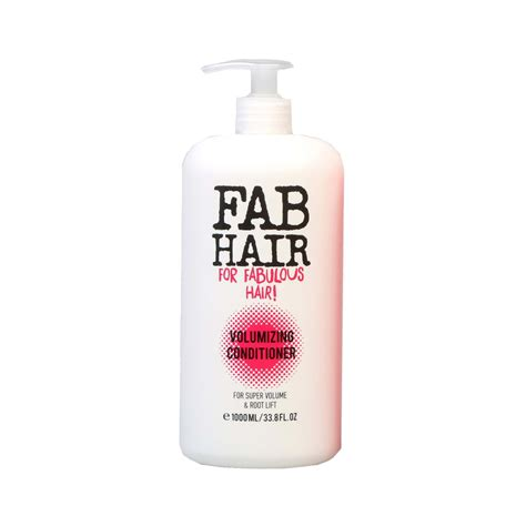 FAB Hair Volumising Conditioner 1L | Rustan's The Beauty