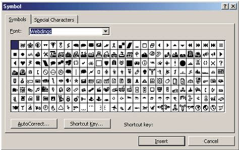 An Easy Way To Insert Symbols In Spreadsheets