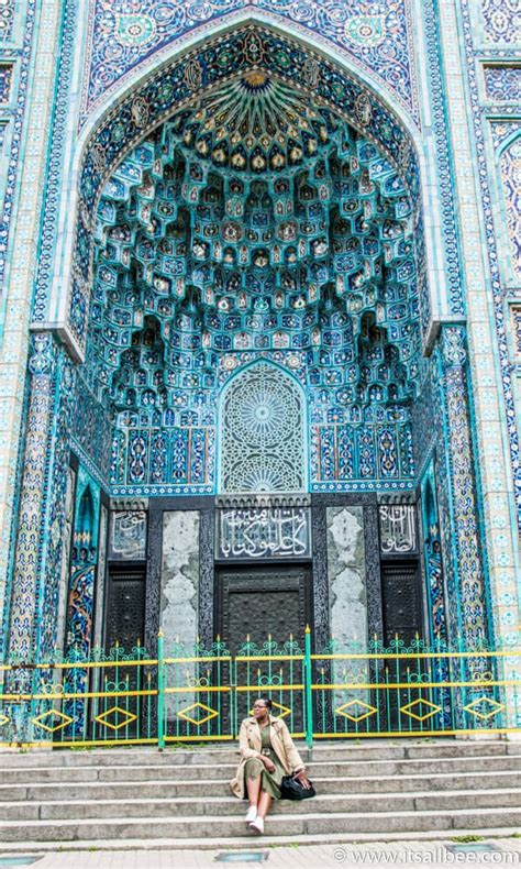 Russian Must Sees - Visiting Saint Petersburg Mosque