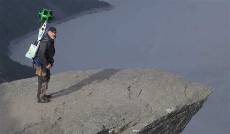 Google Street View documents Norwegian nature - Official