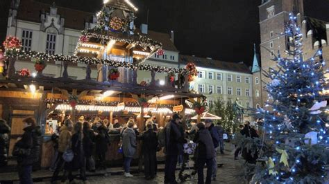 Top three destinations for Christmas Markets in Central Europe