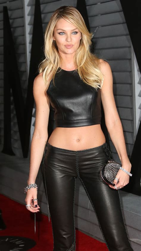 Candice Swanepoel - Candice Swanepoel Photos - Arrivals at