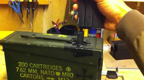 Loading a Midcap in 5 seconds! (No M12 Sidewinder) Airsoft