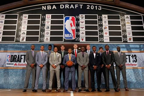 NBA Draft 2013 results: Every pick from Thursday night