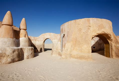 Updated: Star Wars Tatooine villages in Tunisia are safe