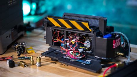 In-Depth with the 3D-Printed GhostBusters Ghost Trap