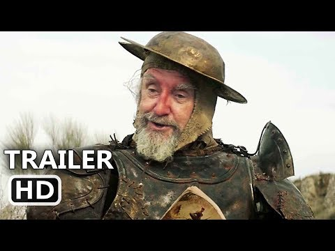 New Trailer for 'The Man Who Killed Don Quixote' Gives Us