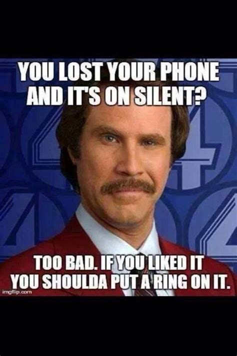 Funny Ron Burgundy Quotes