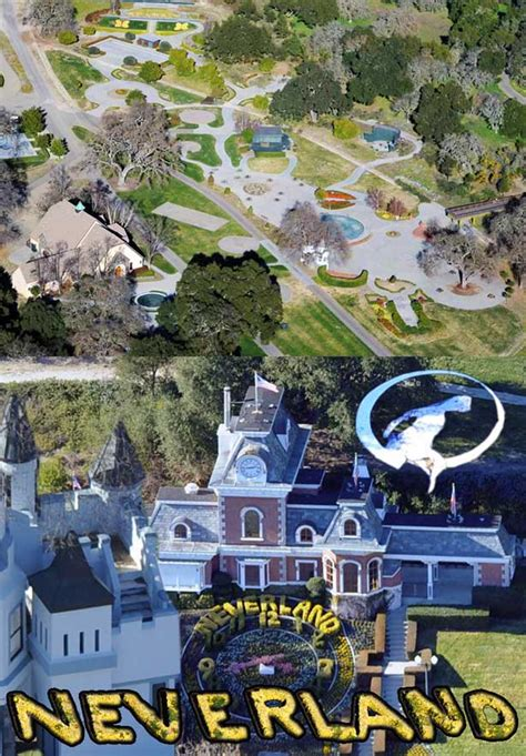 Michael Jackson Neverland Ranch Abandoned And Up For Sale