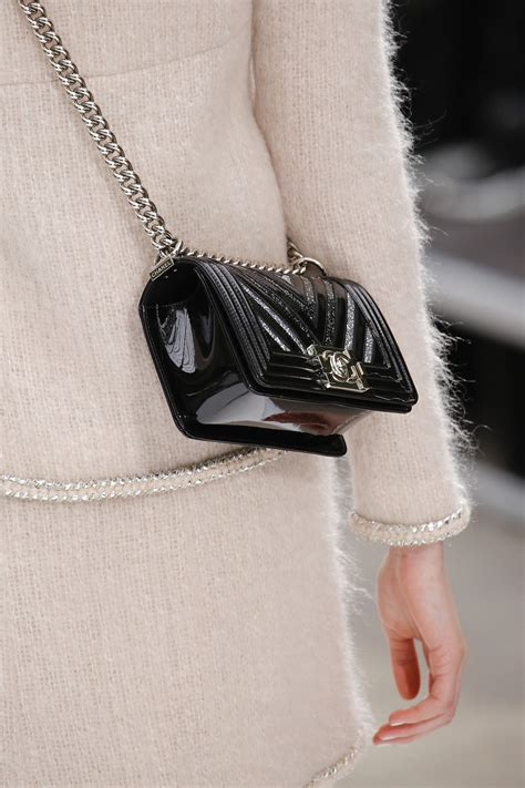 Chanel Fall/Winter 2017 Runway Bag Collection – Spotted
