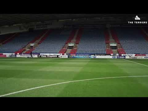 HANDFUL OF TICKETS AVAILABLE FOR HUDDERSFIELD GAME! - News