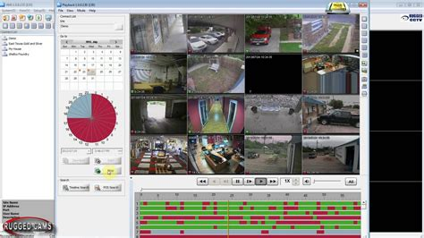 VMS Tutorial - How to review and download camera footage