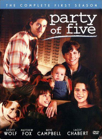 Party of Five - Complete 1st Season (5-DVD) (1994