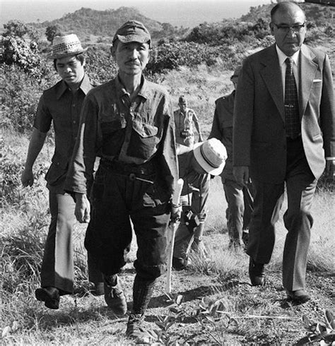 Who Is This Japanese Soldier Who Refused to Surrender Even