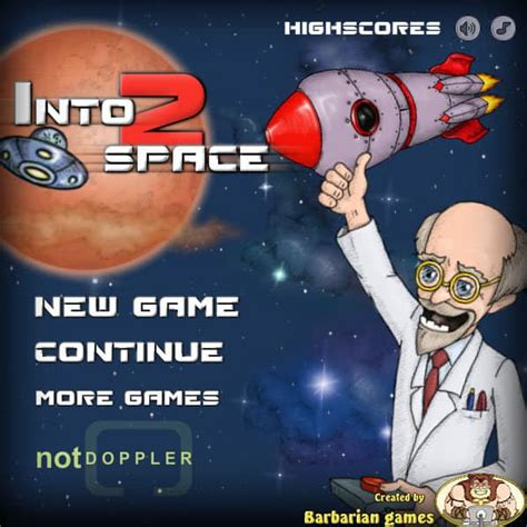 Into Space 2 - Gratis Online Spill   FunnyGames