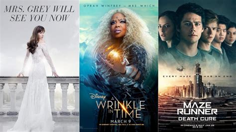 Books Made Into Movies 2018: 11 Page-To-Screen Adaptations