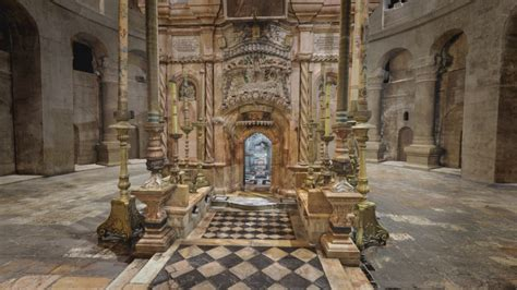 Holy Sepulchre Explorer Special - National Geographic for