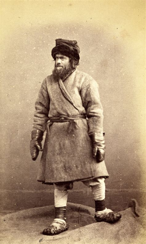 People of the Russian Empire in the 1850s-1870s · Russia