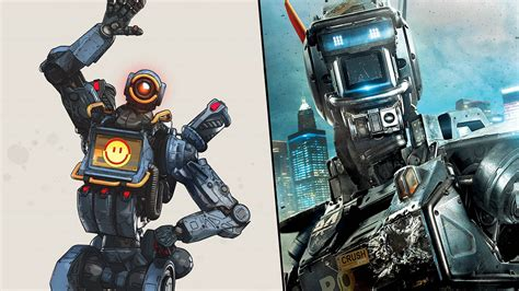 Chappie Creator And Respawn Both Want The Character In