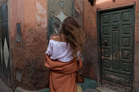 How to dress in Marrakech › thefashionfraction