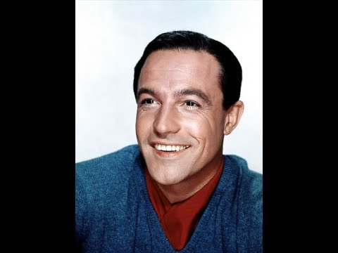 American dancer and actor Gene Kelly , his wife, Betsy