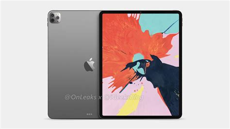 """Exclusive Renders and 360° Video of 2020 iPad Pro 11"""" and"""