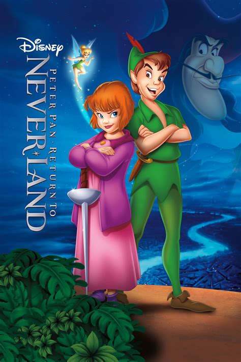 Return to Never Land (2002) - Posters — The Movie Database