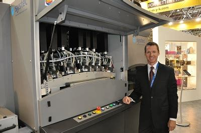 Systec manufacture NW140 inkjet press   Digital Labels