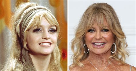 Goldie Hawn Then and Now: See 'Overboard' Star's