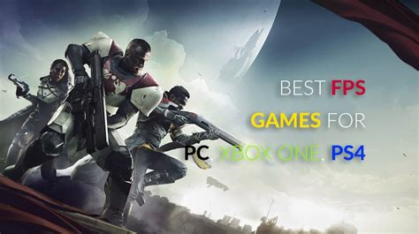 Best FPS (First Person Shooter) Games 2018 For PC, XBox