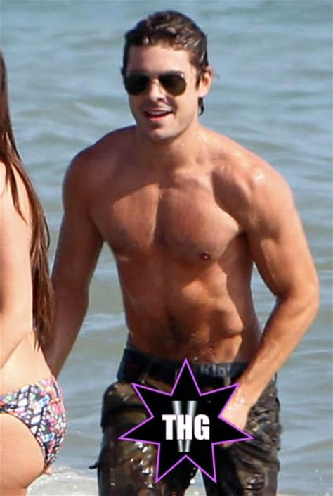 Zac Efron Nude - The Hollywood Gossip
