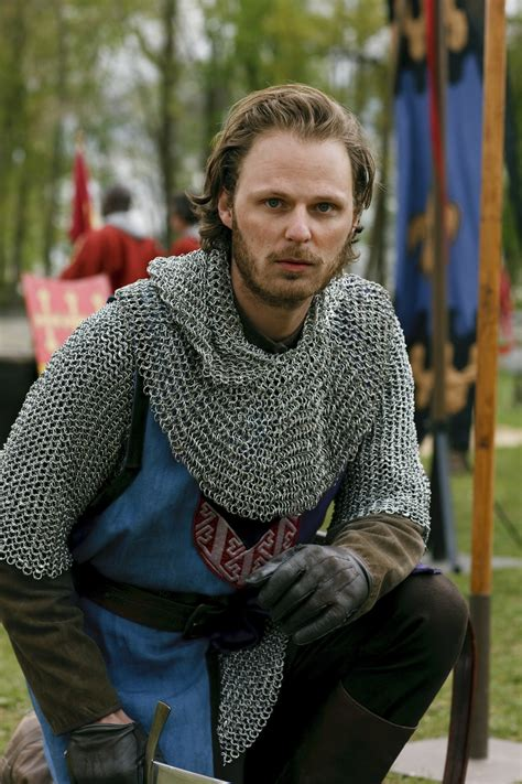 'Merlin' spinoff about Sir Leon? Rupert Young is waiting