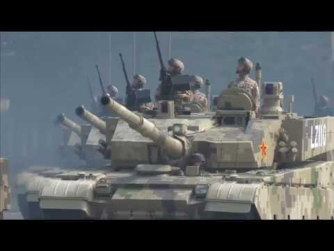 """""""Peace Through Strength"""": Deterrence in Chinese Military"""