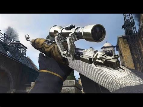 HITTING CLIPS WITH MY SECRET SNIPER (im actually GOOD w